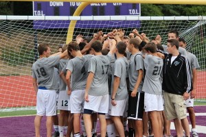 Boys Soccer Takes Kick Off Classic