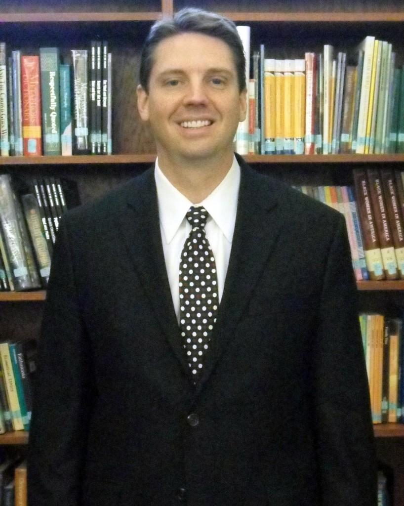 New Faces at Seneca Valley- Dr. Sean McCarty
