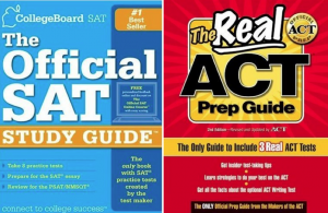 Dont Forget to Register for the SAT and ACT.