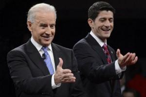 Biden Confronts Ryan in Vice Presidential Debate