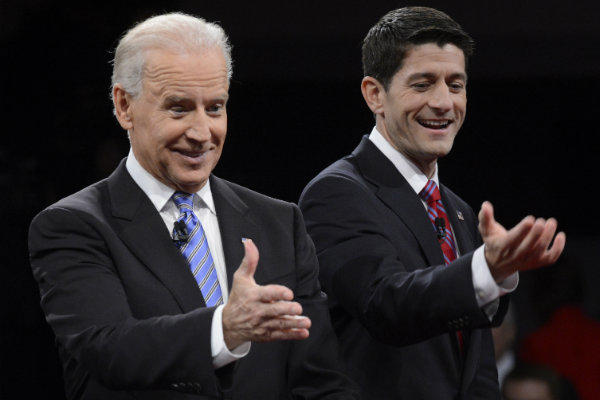 Biden Confronts Ryan in Vice Presidential Debate