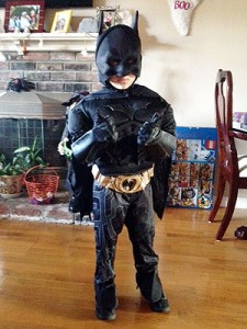 Hope for Humanity: Terminally-ill Boy Organizes Costume Drive