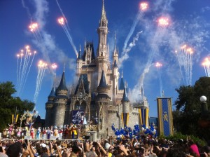 Disney World Investigates Line-Jumping Scheme