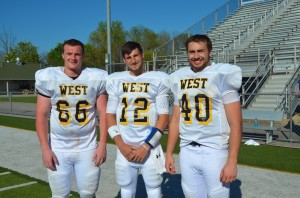 SV Students Featured in Football All-Star Games