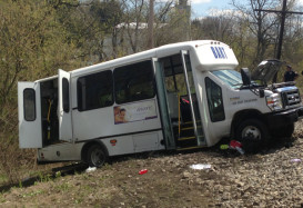 Second Passenger Dies From Local Bus-Train Accident