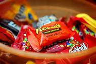 Reeses tops the list of favorite candies to collect on Halloween
