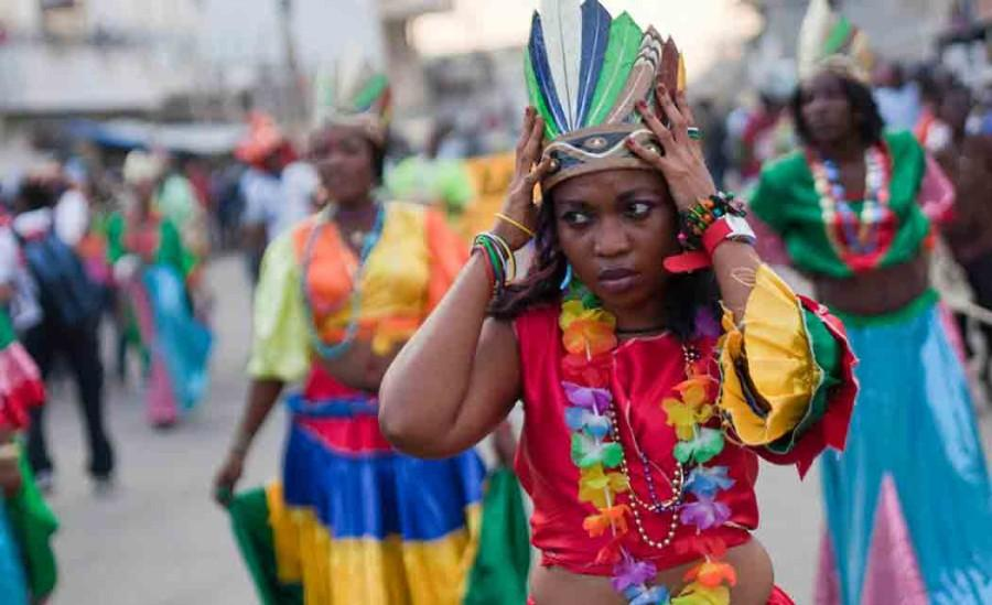 Port-au-Prince Parade ends in Tragedy