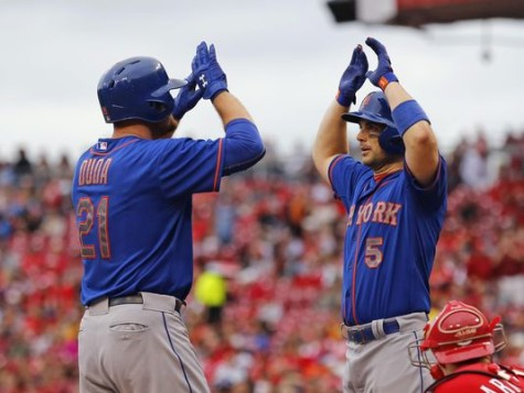 New York Mets Clinch First Play-Off Spot Since 2006