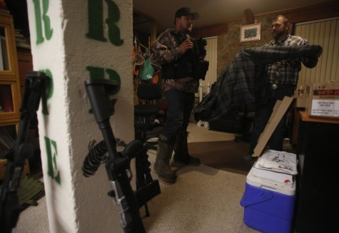 Militia in Oregon invade wildlife refuge