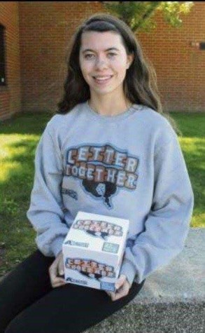 Seneca Valley senior creates a board game for elementary students