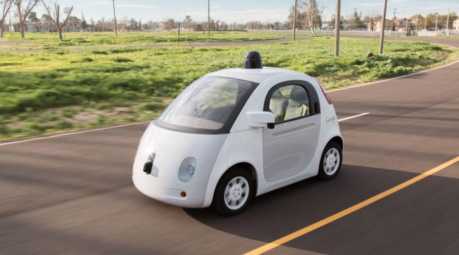 Google self-driving car at fault in accident