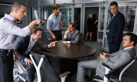 "Everyone should see ""The Big Short"""