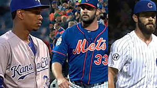 Major League Baseball's Opening Day kicks off the 2016 season