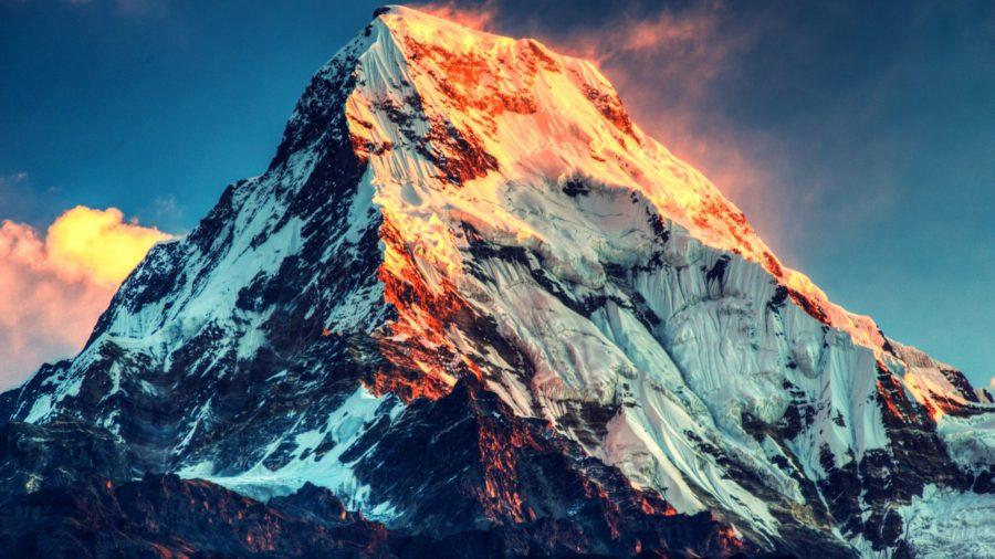 Mount+Everest+is+climbed+for+the+first+time+in+two+years