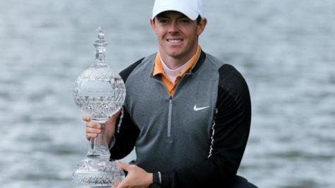 McIlroy wins Irish Open