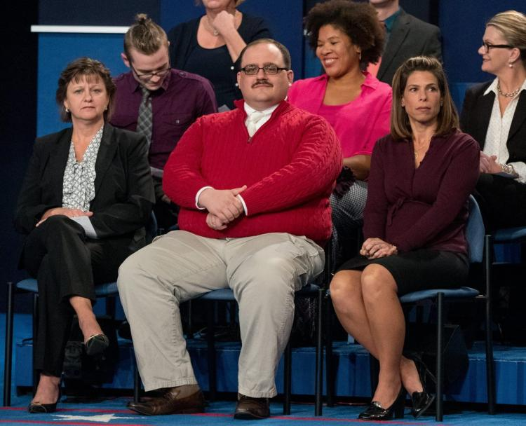 The Man, The Myth, The Legend: Ken Bone