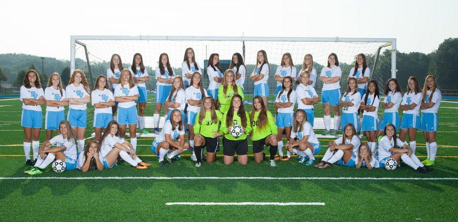 Seneca+Valley+Girls%E2%80%99+Soccer+Rises+to+the+Challenge