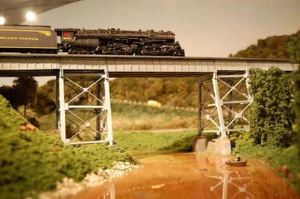 Western Pennsylvania Model Railroad Museum Opens Again
