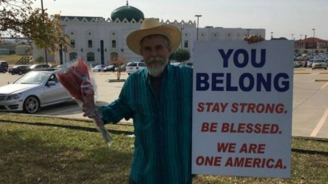 Texas Man Gives Heart-felt Message to Muslims