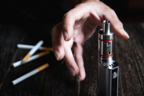 Harmful Effects of Vaping Beginning to Emerge