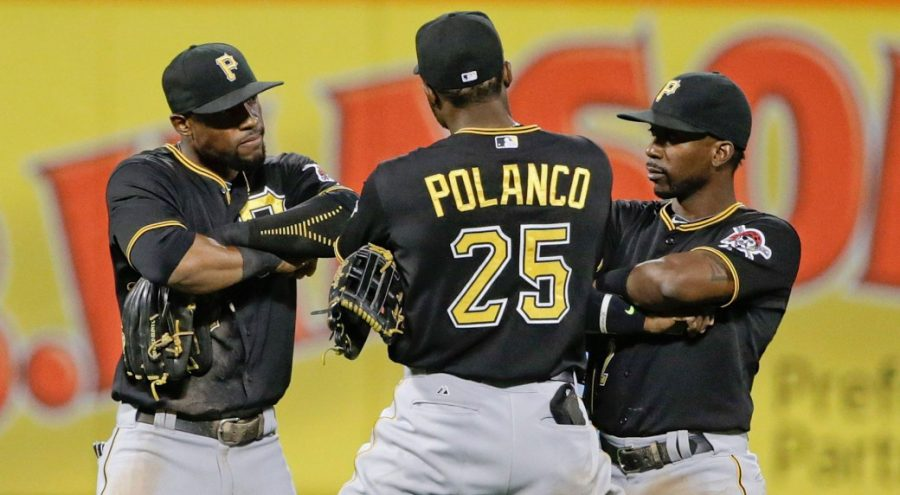 2017 Pirates: McCutchen moves to right, Marte takes over in center