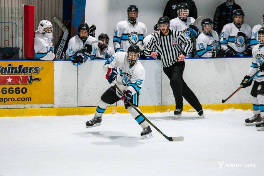 Varsity+hockey+gearing+up+for+postseason+run