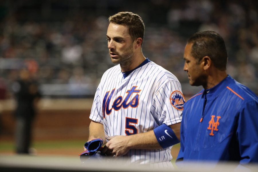 David Wright likely to miss Opening Day with shoulder injury