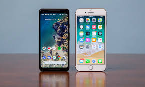 iPhone 8 vs. Pixel 2: who wins?