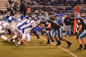Raiders Rout the Spartans and Advance in the Playoffs