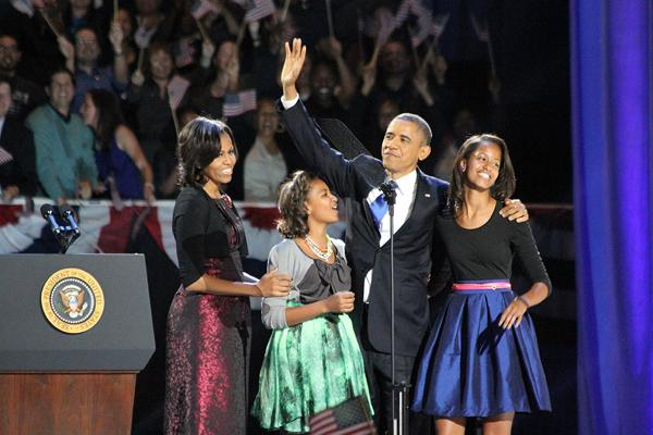 Four more years of Obama