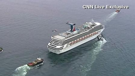 Carnival Cruise Turns Into a Crisis