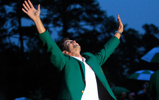 Australia's Adam Scott Wins Masters for the Land Down Under