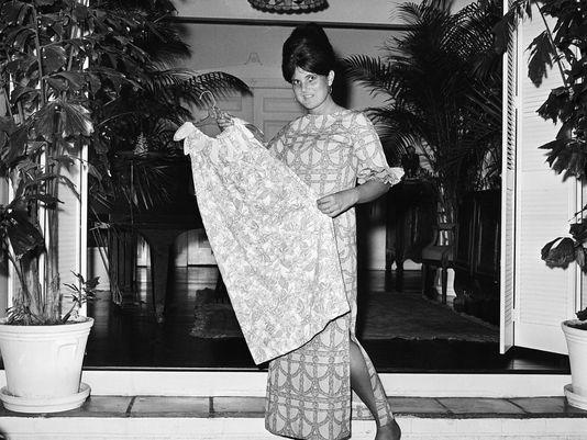 Fashion Icon Lilly Pulitzer Dies
