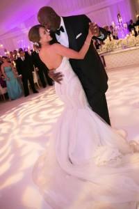 Michael Jordan Gets Married
