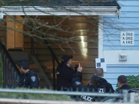 5 Dead After Appartment Shooting in Washington