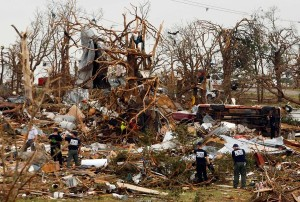 Deadly Outbreak of Tornadoes Strikes North Texas