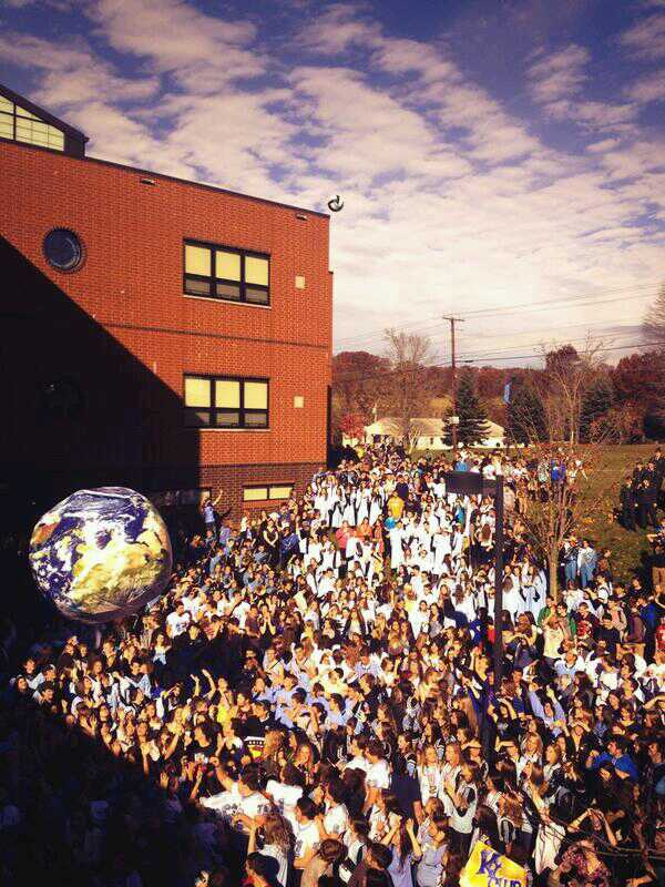 End shot of the SV Lip Dub