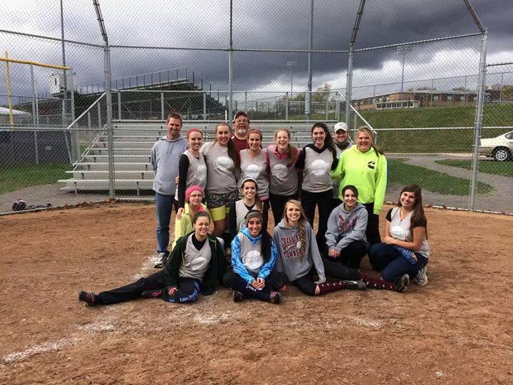 Seneca Valley Introduces Girls' Slow Pitch Softball As Club Sport