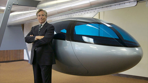 Floating taxis may re-write all of public transportation