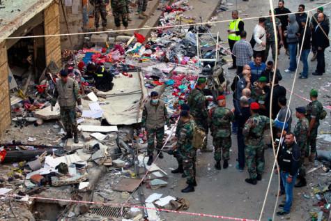 Tragic attacks in Lebanon receive little media coverage
