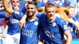 Leicester City F.C. are shockingly top of the table