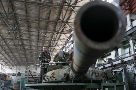 Ukraine faces an increased risk of open war with Russia