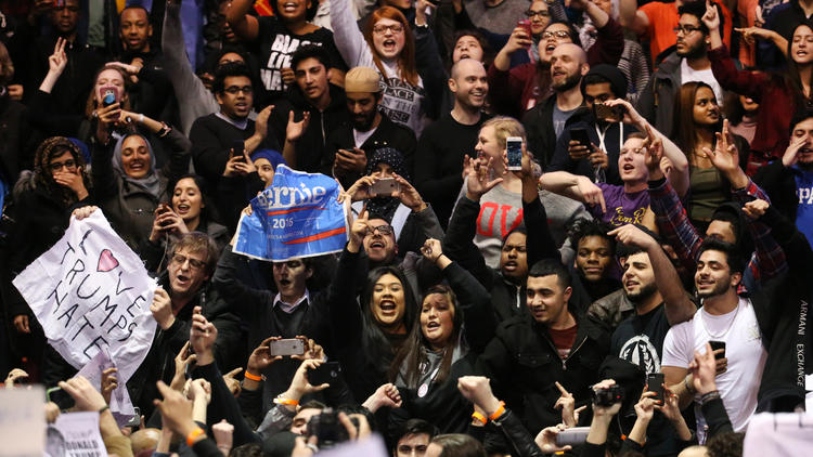 Trump cancels rally at University of Illinois after Chicago protestors