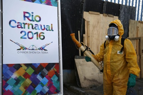 2016's Brazilian Olympics face multitude of issues