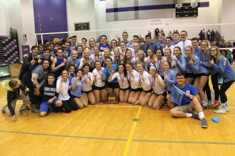 SV Girls Volleyball Team Reigns WPIAL Champions