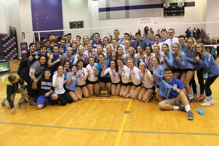 SV+Girls+Volleyball+Team+Reigns+WPIAL+Champions
