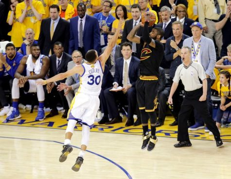 The newest rivalry: Cleveland vs Golden State