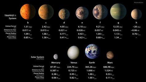 Scientists discover seven Earth-like planets