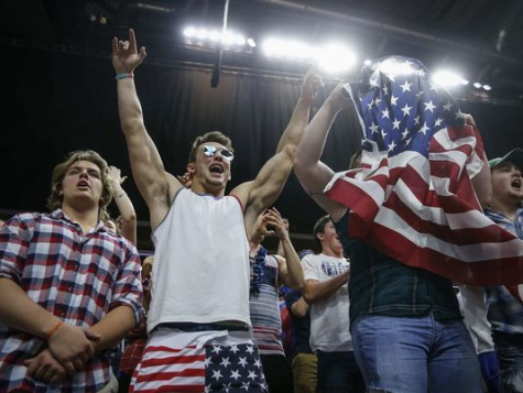 High-school students apologize for offending opposing school with USA theme