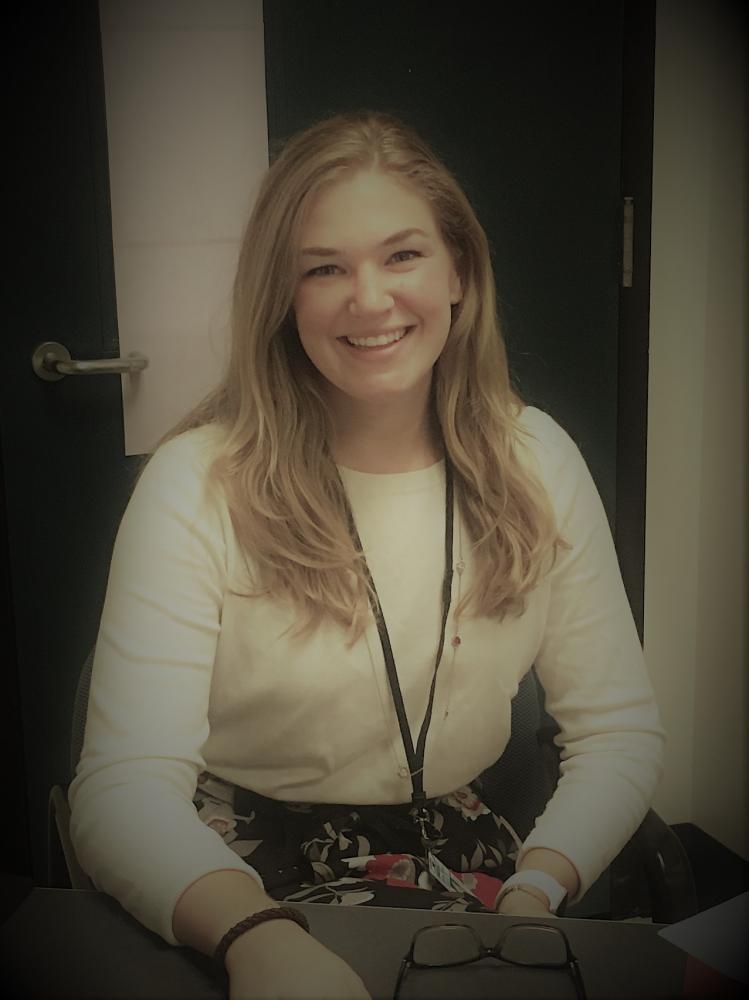 New teacher Emily Christ making her mark at SV